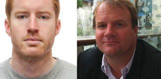 Drs. Padhraig Ryan and David Vaughan