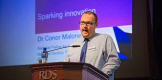 Dr Conor Malone