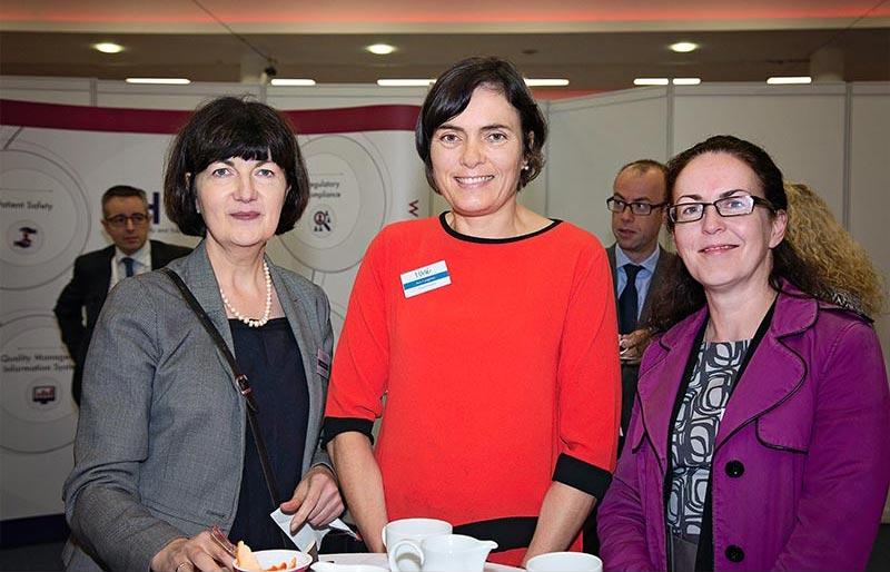 Margaret Boland, Ann Coughlan, Niamh Moore