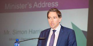 Minister Simon Harris
