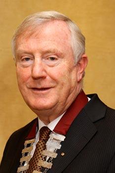 Past President, Denis Doherty