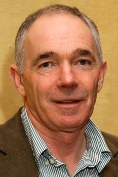 Honorary Treasurer, Tony Long