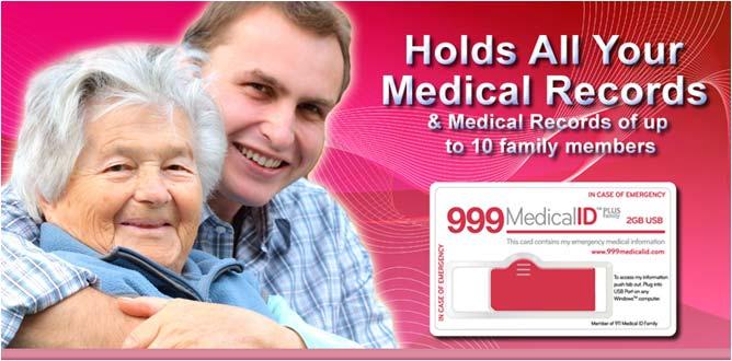 999 Medical ID