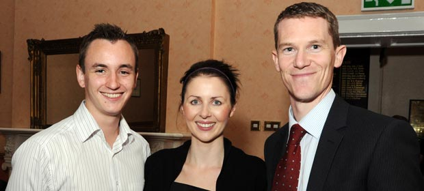 Mr Ryan McInnes, Ms Ann Hannaway, Mr Keith McCarthy