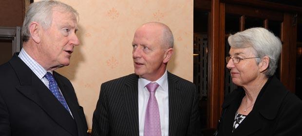 Mr Denis Doherty, Mr Conor Hannaway, Mrs Elizabeth Byrne