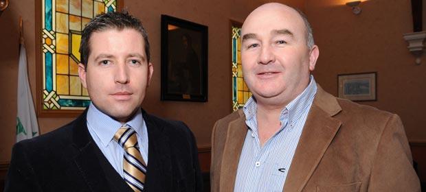 Mr Adrian Murphy, Mr Tony Quilter