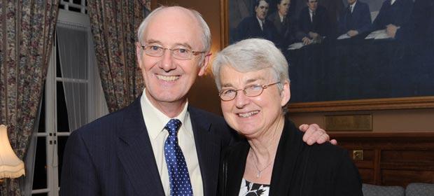 Mr Edward Byrne, Mrs Elizabeth Byrne