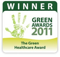 Winner, Green Awards 2011