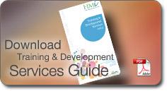 Download HMI Training & Development Services Guide 2012