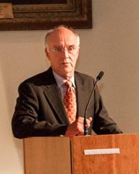 Prof. John Crowe, President, RCPI
