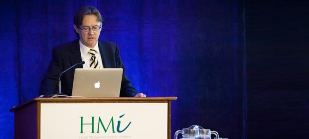 Mr. Tom Byrne, Chief Financial Officer of the HSE