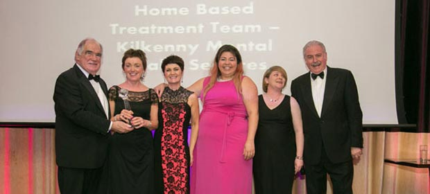 Robin Webster, Awards judge, Anne McDonald, Yvonne Doheny, Luciana Souza and Mary Kelly.