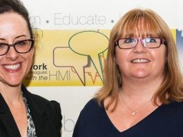 Dr. Jennifer Wilson O'Raghallaigh and Ms. Mary Forry