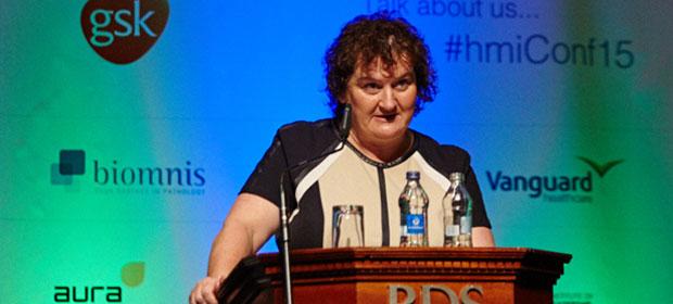 Ms. Mo Flynn, Group Chief Executive, Rehab Group