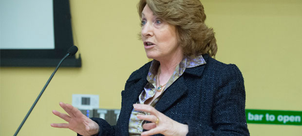 Kathleen Lynch, T.D., Minister for Mental Health, Primary Care and Social Care