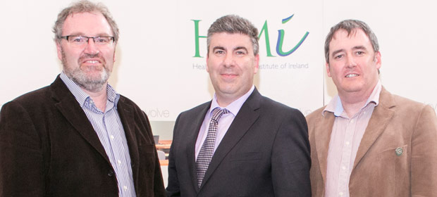 Prof. Neil O'Hare, St. James's Hospital, Ray Cahill, McKesson, Keith Morrissey, HSE