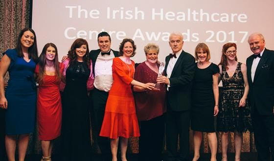 Mater Hospital Small Clinical Team of the Year and the National Maternity Hospital Team