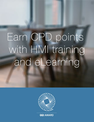 Earn CPD points with HMI training and eLearning
