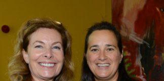 Dr. Vida Hamilton and Ms. Christina Doyle