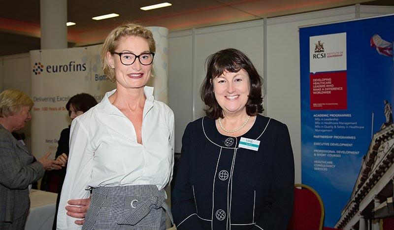 Dr Julie McCarthy, Tina Joyce