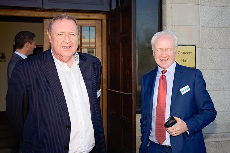 Past-President-Derek-Greene-and-Vice-President-Lorcan-Birthistle