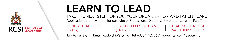 RCSI Leadership