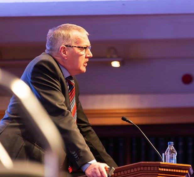 Prof. Eamon O'Shea